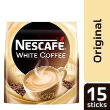 NESCAFE White Coffee Original 15 Sticks 36g Each (SPECIAL OFFER)