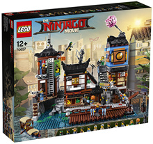 LEGO 70657 Ninjago: Ninjago City Docks