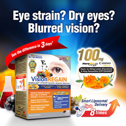 [2FOR$77] ★ VisionREGAIN ★ Blue Light Protection | Vision Performance