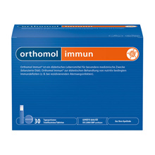 Orthomolyz (Immun) Immune Enhancement Tablet + Drink for 30 days