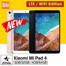 [Groupbuy] Latest Xiaomi Mi Pad 4 * WIFI/LTE * 4GB+64GB * 6000 mAh battery
