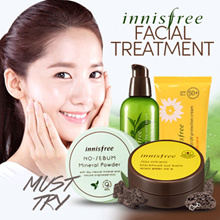[INNISFREE] Lip Scrub 9g/No sebum 5g/Mineral Make Up Base/Nose Pack/Serum