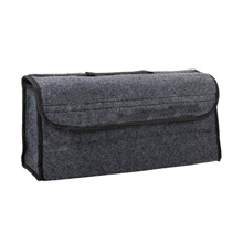 Car Storage Bag Organizer Stowing Tidying Van Carpet Boot Storage Bag Organizer Tool Bag Carpet Fold