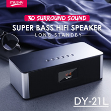 ☆BEST SELLER*Musky HIFI DY21L/DY19 High-power Bluetooth speaker  New update New type