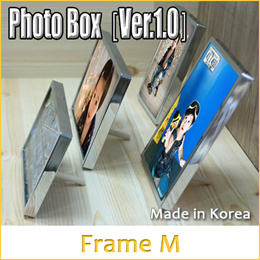 [Photo Box] ★Big Sale★ Photo Box Ver1 / Photo Frame / 3*5 inch / 4*6 inch / 5*7 inch