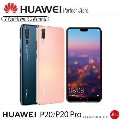 Handphone Inspiration Huawei Store Huawei P20 And P20 Pro