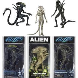 "NECA Alien vs. Predator Chopper Scar Predator PVC Action Figure Collectible Model Toy 7"" 18cm 3 Styl"