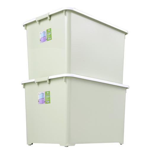 2 150 Liter King Size Quilt Storage Box