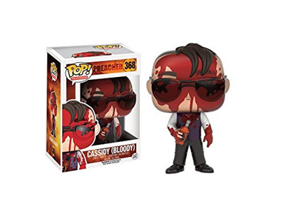 b084ef5a273 OPP Funko Pop! Television Preacher Cassidy (Bloody) Hot Topic Exclusive  368