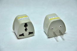 Mika 602 Electrical Travel Adaptor