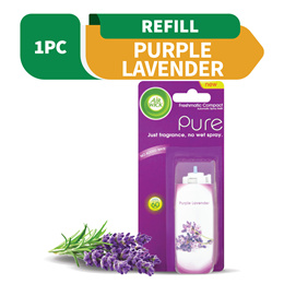 Air Wick Freshmatic Compact Automatic Spray Purple Lavender Refill 24ML Air Care / Freshener