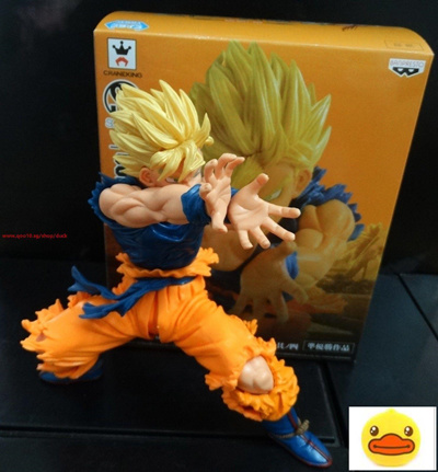 Dragon Ball Z Super Saiyan Vegetto Vegeta Battle Anime Ultra Instinct 22cm NIB