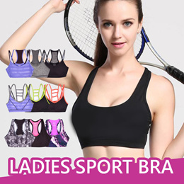 New Collection WOMEN SPORT BRA 9 COLORS - Good Quality