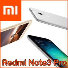 [Original Xiaomi] Xiaomi Redmi Note 3 Pro mobile phone 5.5 Inch FHD 2GB 16GB 64bit Snapdragon 650 16.0MP 4G LTE Fingerprint Global ROM