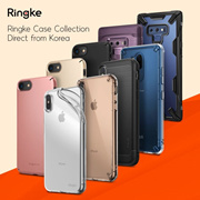 Ringke Case Collection Galaxy/S9/Plus/iPhone/X/8/7/6/Plus/Note 8/5/S8/Plus/S7/A8 2018/A30A20/A50/A7