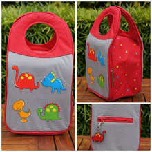 Arvita Kids Lunch Bag Cute and stylish(Include Food container Arvita + Ice Cooler)