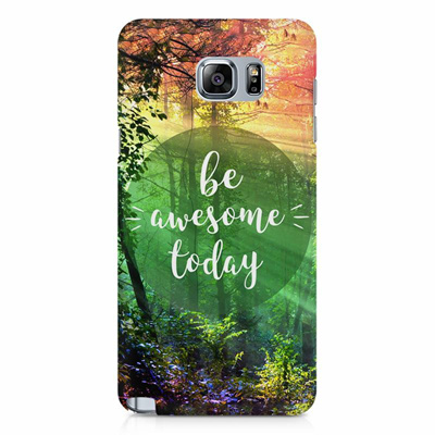 the latest 327e8 9bd97 Samsung Galaxy Note 5 Phone Case from MOTIVATEBOX Motivational quotes  design [CRG]
