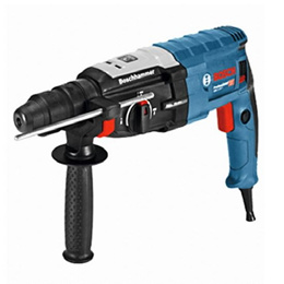BOSCH GBH 2 - 28 DFV Rotary Power Hammer Drill for Professional Use / 850 W