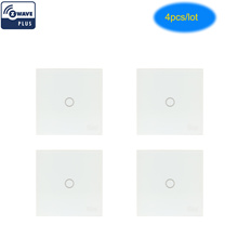 NEO Coolcam NAS-SC01ZE Smart Home Z-Wave Plus 1CH EU Light Switch Compatible with Z-wave 300 series