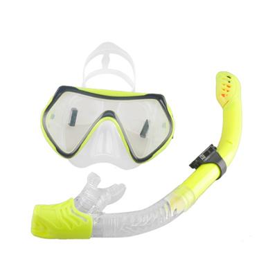 064716c4b101 New Scuba Diving Mask Snorkel Anti-Fog Goggles Glasses Set Silicone  Swimming Fishing Pool Equipment