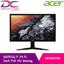 Acer KG251Q F 24.5-Inch Full HD Gaming Monitor with 144Hz Refresh Rate + 1ms Response Time (Free Syn