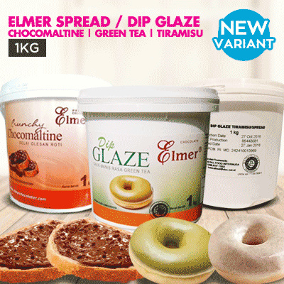 Elmer CHOCOMALTINE Crunchy 1 Kg Deals for only Rp85.000 instead of Rp85.000