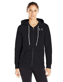 [direct from Germany]Under Armour Damen Favorite Fleece Fz Oberteil