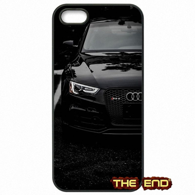 78e54cfe3d Audi Car RS Logo Cell Phone Cases Cover for IPhone 4 4s, IPhone 5 5s