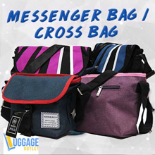 ★5 designs★ Messenger Bag / Cross bag / Sling Bag / Chest Bag / Tablet Pouch / Casual Light Trendy