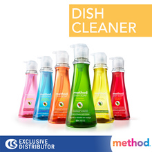 Exclusive Singapore Distributor / Method Assorted Dish Soap and Refills / Made in USA