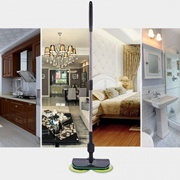 Electric Cordless And Rechargeable Sweeper Broom Mops Scrubbing Mop Polish Floor Cleaner Mop Floors