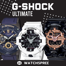 [APPLY SHOP COUPON] *CASIO GENUINE* CASIO G-SHOCK ULTIMATE SERIES! Free Shipping!