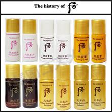 【The History of whoo / O HUI / Sum 37】 Gongjinhyang,Jinyul,Cheongidan Hwan hyun skin,Loion Sample
