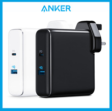 [Power Delivery] Anker PowerCore Fusion 5000mAh Powerbank Anker USB-C Wall Charger