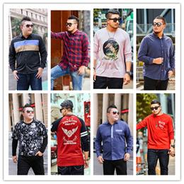 c17746890a 2018 New Arrival Mens Plus Size Shirt  Plus Size Clothing Oversize Shirt    Plus