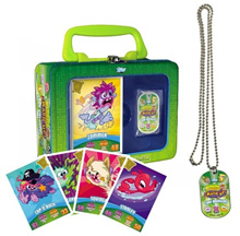 Moshi Monster Mash-Up Series 3 Trading Card Game Collectors Tin