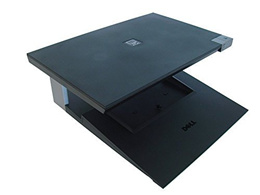 Genuine DELL E-CRT CRT Monitor Stand and Laptop Notebook Dock with E-Port Port Replicator For Latitu