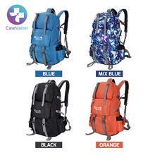 Case Valker Outdoor Hiking Climbing And Travel Nylon Backpack Bag 50L