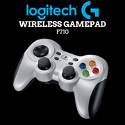 LOGITECH Wireless Gamepad F710 / 1 Year Warranty