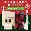 【XMAS GIFT SET】 Dolce n Gabbana / Bûrberry / Kenzo - Light Blue / The One / Dolce / My / Flower - Christmas Special Gift Set (Ready Stock Perfume/Scent)