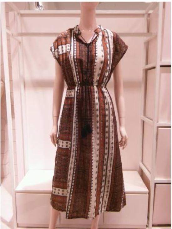 森SOUPバンベセクワンピースST8OP831 面ワンピース/ 韓国ファッション