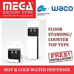 HYUNDAI WACO HWJ-110/S HOT AND COLD WATER DISPENSER / FREE BASIC INSTALLATION / LOCAL WARRANTY
