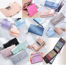 Korea style designer Wallets/Men Card wallet/Wristlet/Smart multi wallet/cosmetic bag/Purse/watch