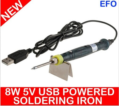 8W 5V USB Powered Electric Soldering Iron Solder Pen Welding Gun Hand Tools Kit Fast Heating