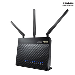 ASUS RT-AC68U AC1900 Dual Band Gigabit WiFi Router AiMesh for mesh wifi system AiProtection network