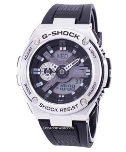[CreationWatches] Casio G-Shock G-Steel Shock Resistant 200M GST-410-1A GST410-1A Mens Watch