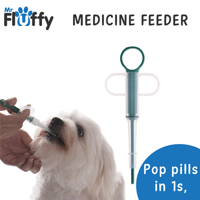 Qoo10 Pet Pill Popper Pet Care