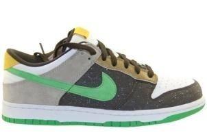 buy popular 522c1 0e657 (Nike) Nike 6.0 Dunk Low NKE - Men s ( sz. 13.0, Dark Cinder/Hyper  Verde/Granite )-