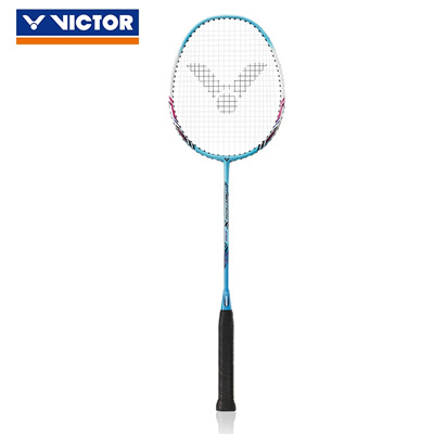 6752953fc 100% Original Victor Carbon Badminton Racket Raquette Badminton With Grip  Badminton Rackets