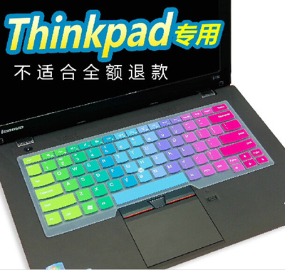 Lenovo ThinkPad T450 T450S i5 I7 14-inch notebook computer keyboard  membrane protection foil pads